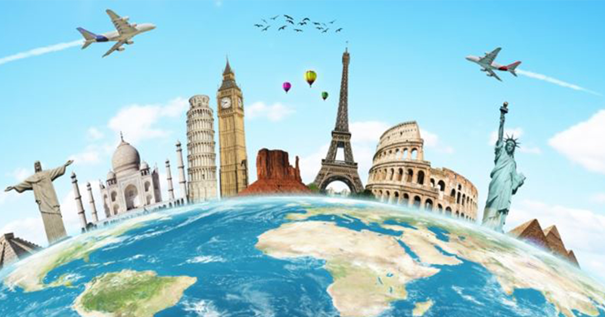 Travels to enrich your life experience